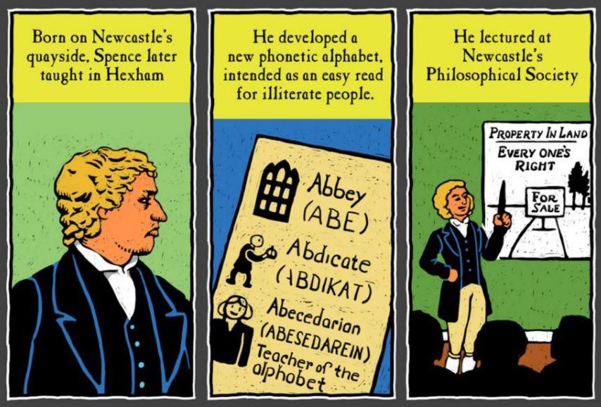 pp.3-5 of Freedom City Comics
